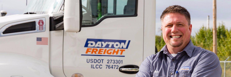 dayton freight employee benefits